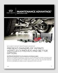 Maintenance Advantage Application Guide